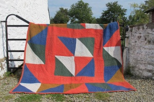 Naive Patchwork Quilt