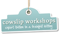 cowslip workshops and exhibitions logo