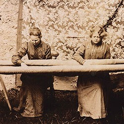 History of Welsh Quilts and Blankets
