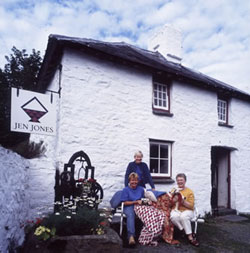 jen jones shop in Llanybydder